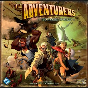 Adventurers: Pyramid of Horus