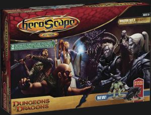 Heroscape Boardgame: D&D Master Set: Battle for the Underdark