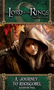 Lord of the Rings LCG. A Journey to Rhosgobel