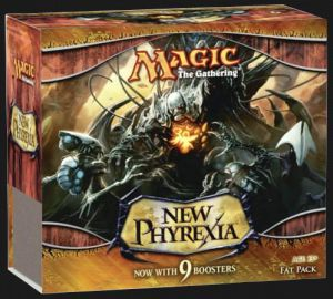 MTG: New Phyrexia Fat Pack