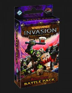 Warhammer: Invasion LCG: Rising Dawn Battle Pack
