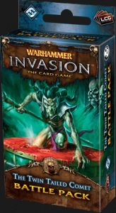 Warhammer: Invasion LCG: The Twin Tailed Comet Battle Pack
