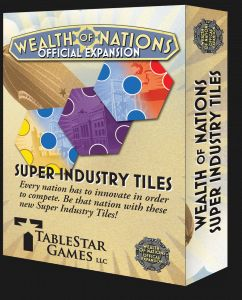 Wealth of Nations Super Industry Tiles